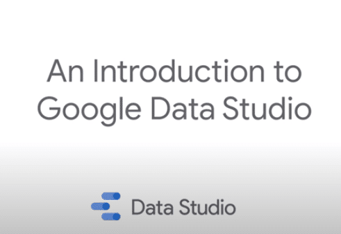 introduction to data studio assessment answers
